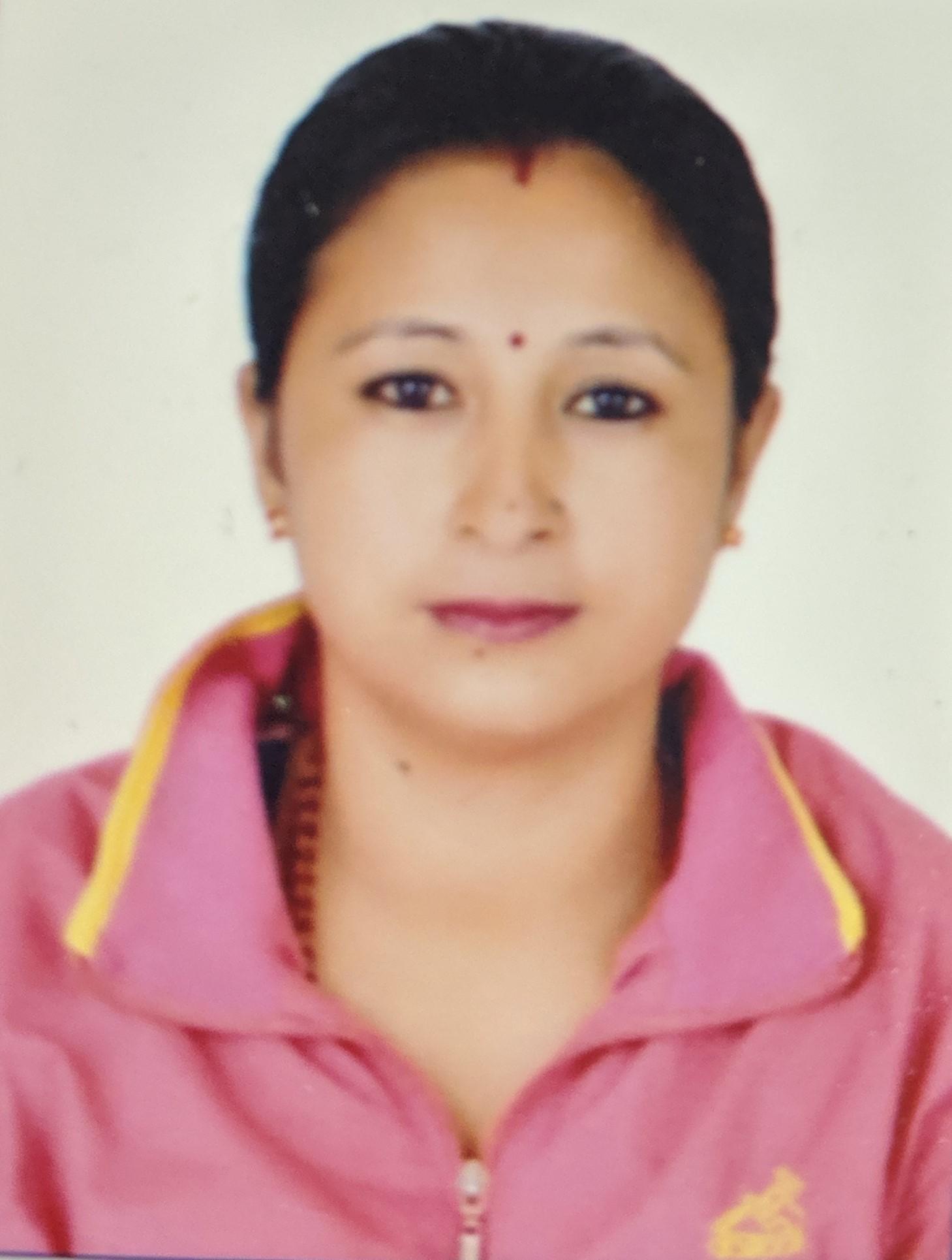 Ms. Maya Khadgi