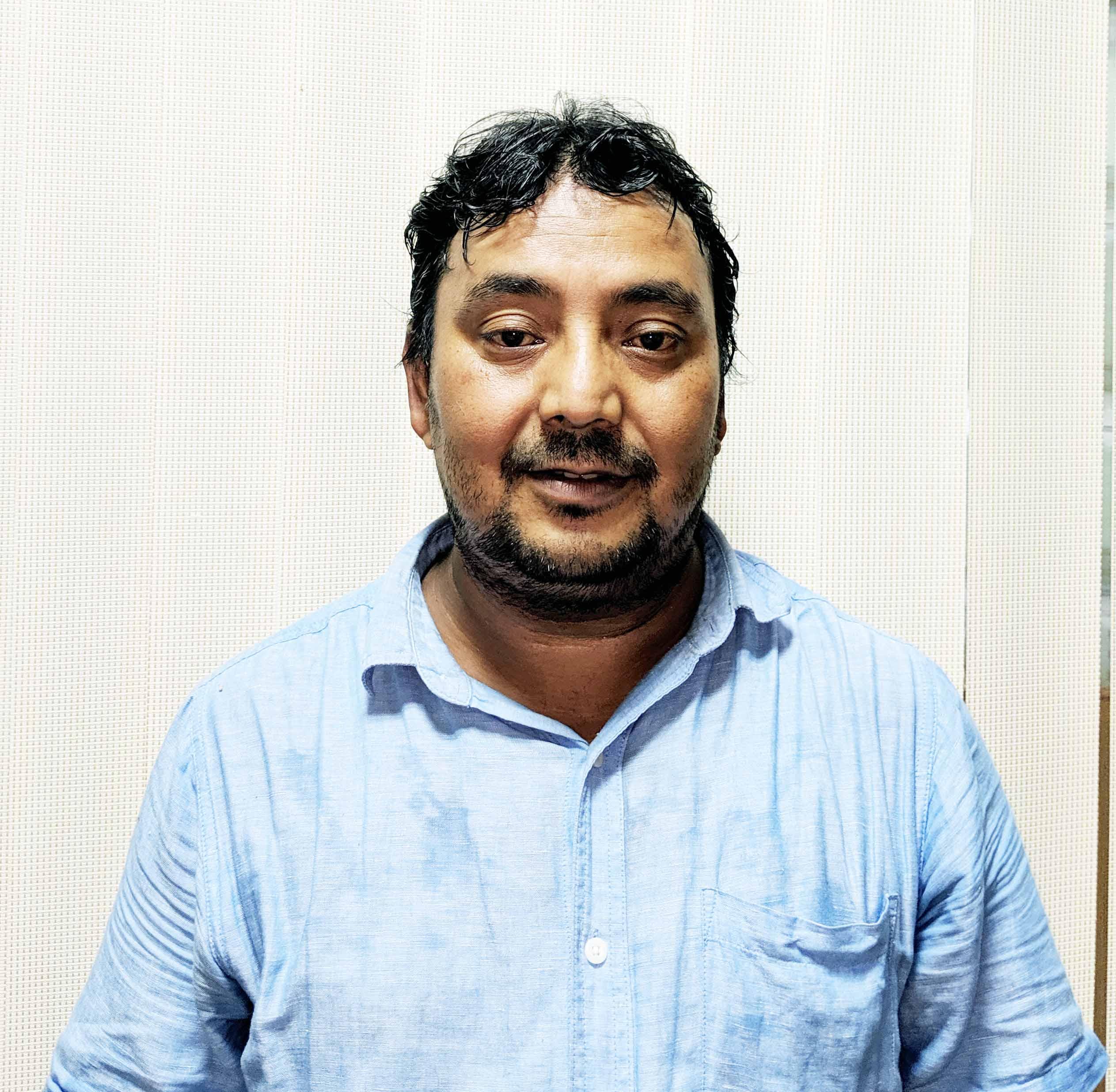 Mr. Raju Shrestha