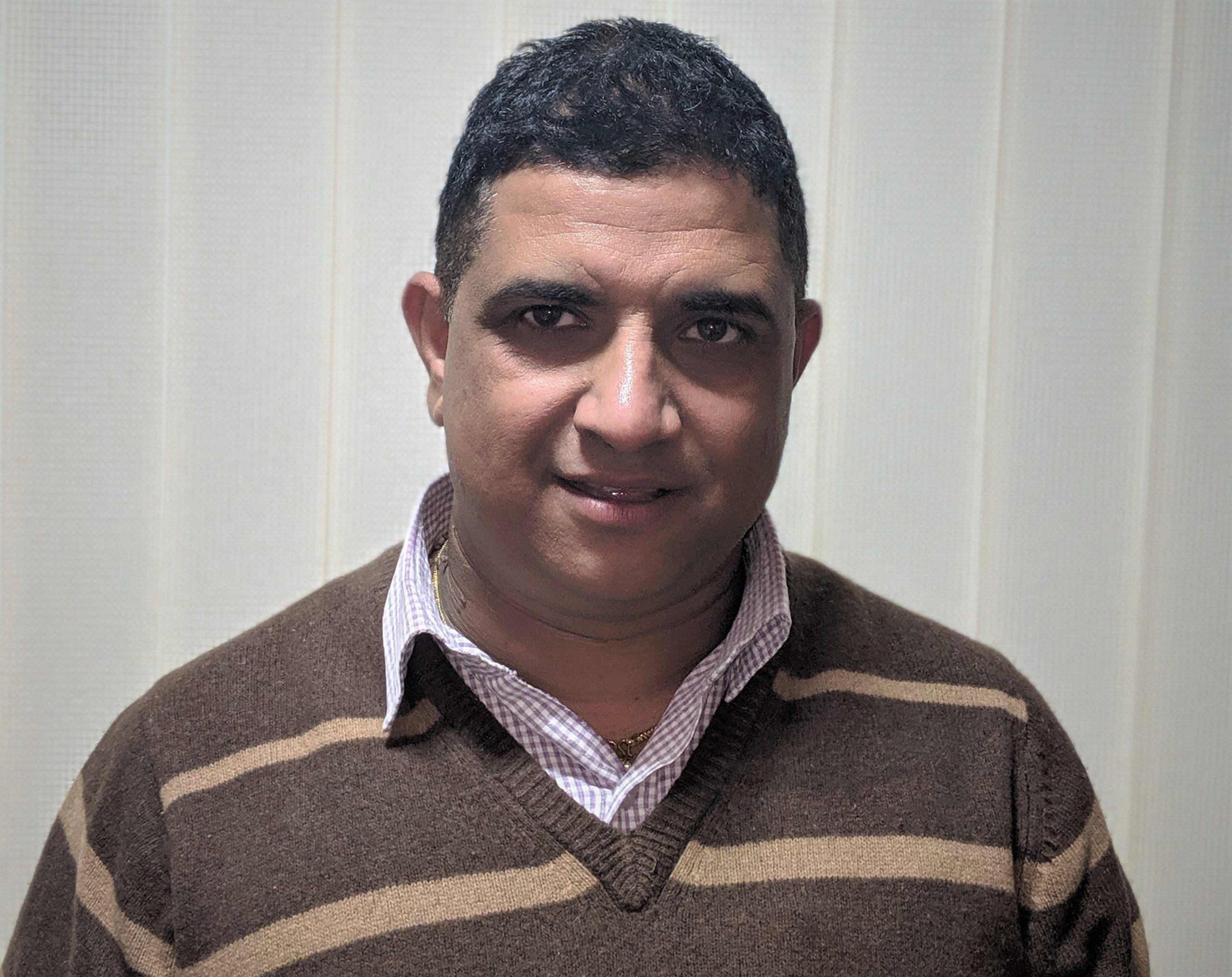 Mr. Tek Bahadur Karki