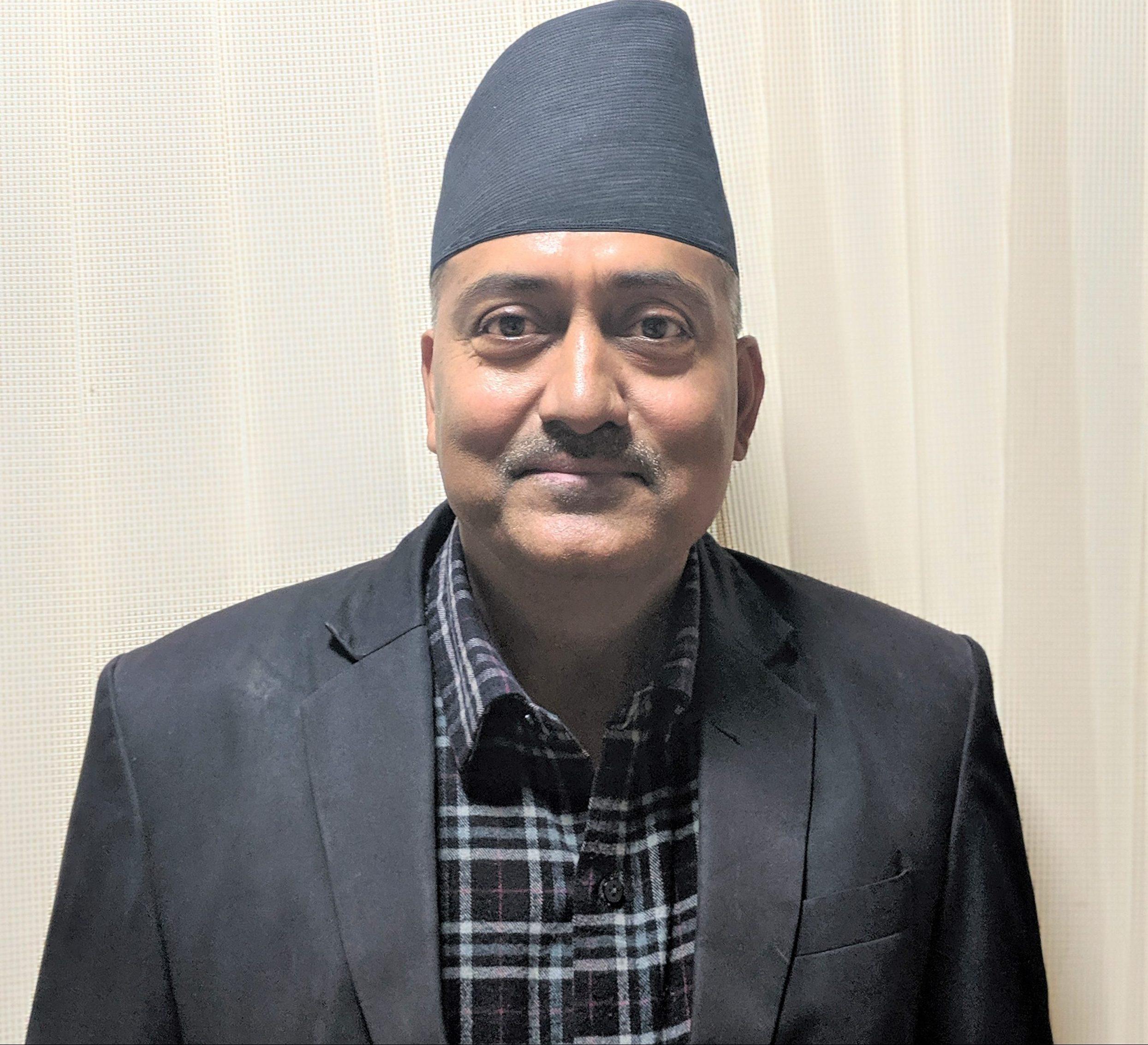 Mr. Ram Chandra Subedi