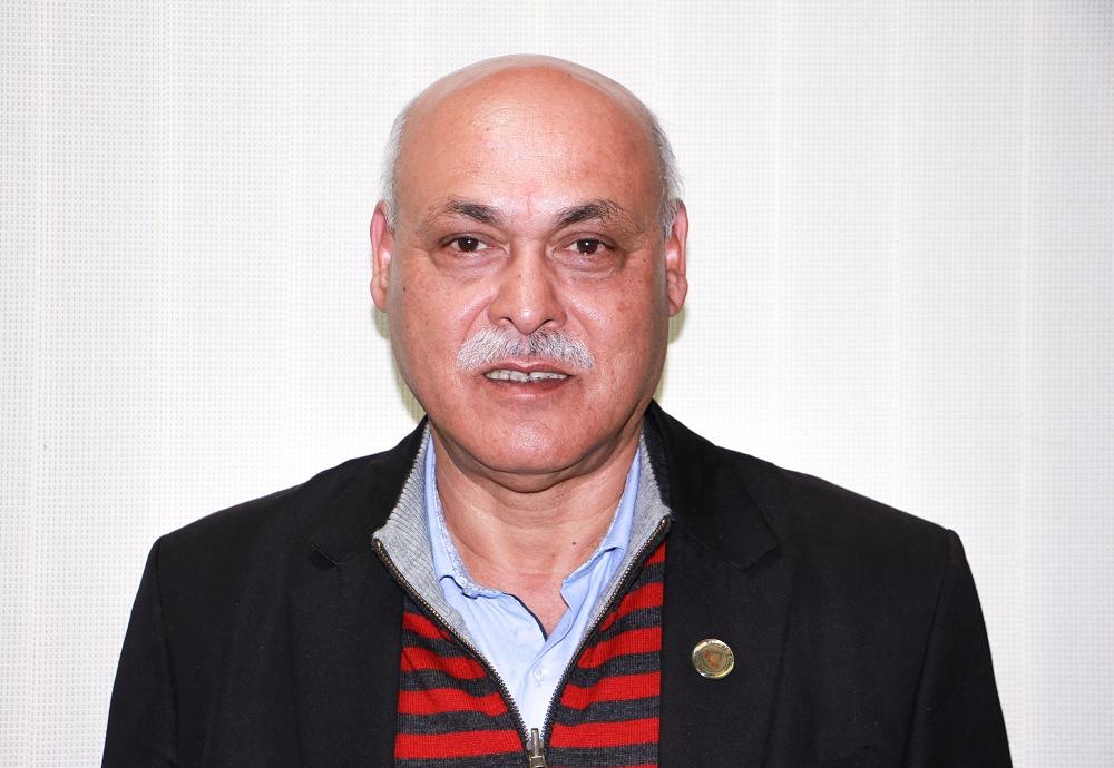 Mr. Sushil Kumar Pant